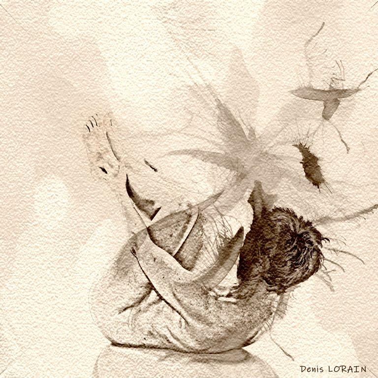 Denis Lorain - Photographe Nu Artistique - Aloyse Boite blanche 16.02. 202161